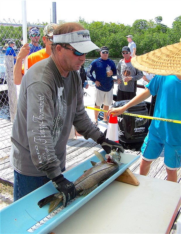 LCEC United Way Fishing Tournament