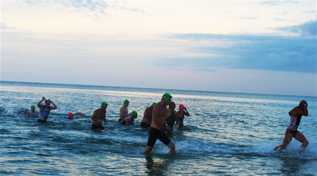 Nov-Dec-2012 Captiva Triathlon Event